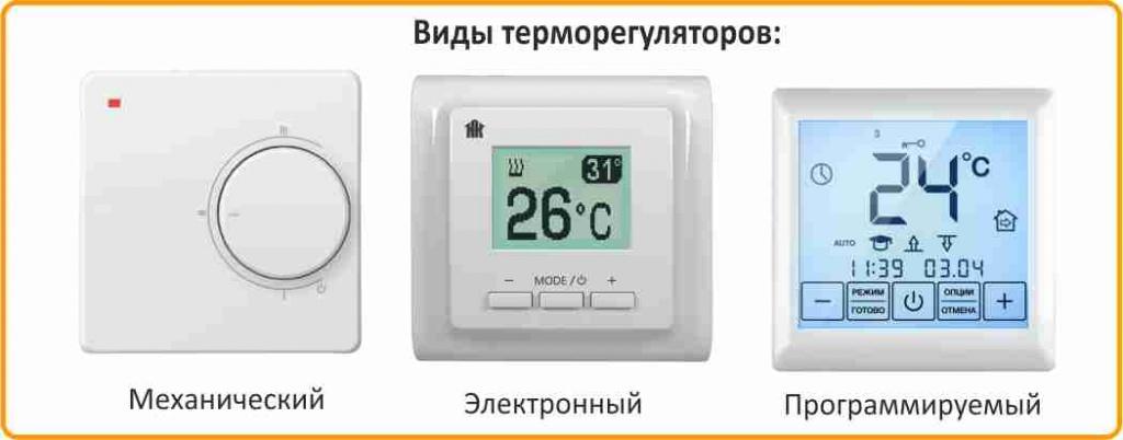 регулятор теплого пола купить в Челябинске
